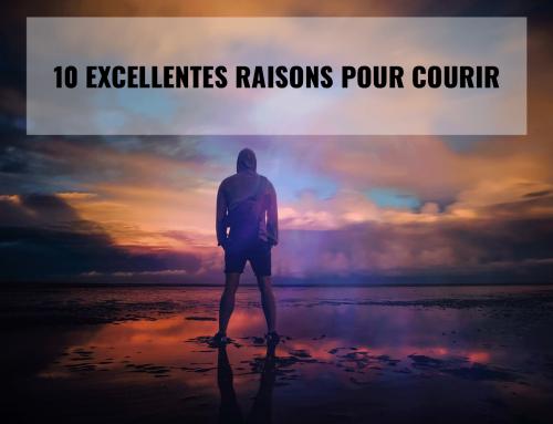 10 excellentes raisons pour courir