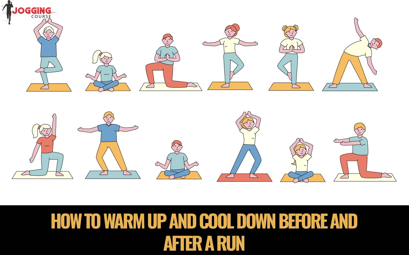 How to warm up and cool down