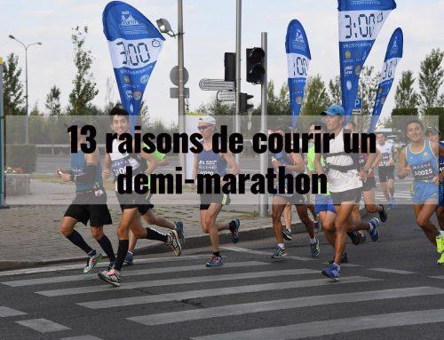 13 raisons de courir un demi-marathon