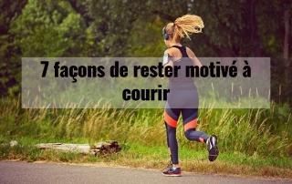 7 façons de rester motivé à courir 1