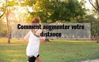 Comment augmenter votre distance 9