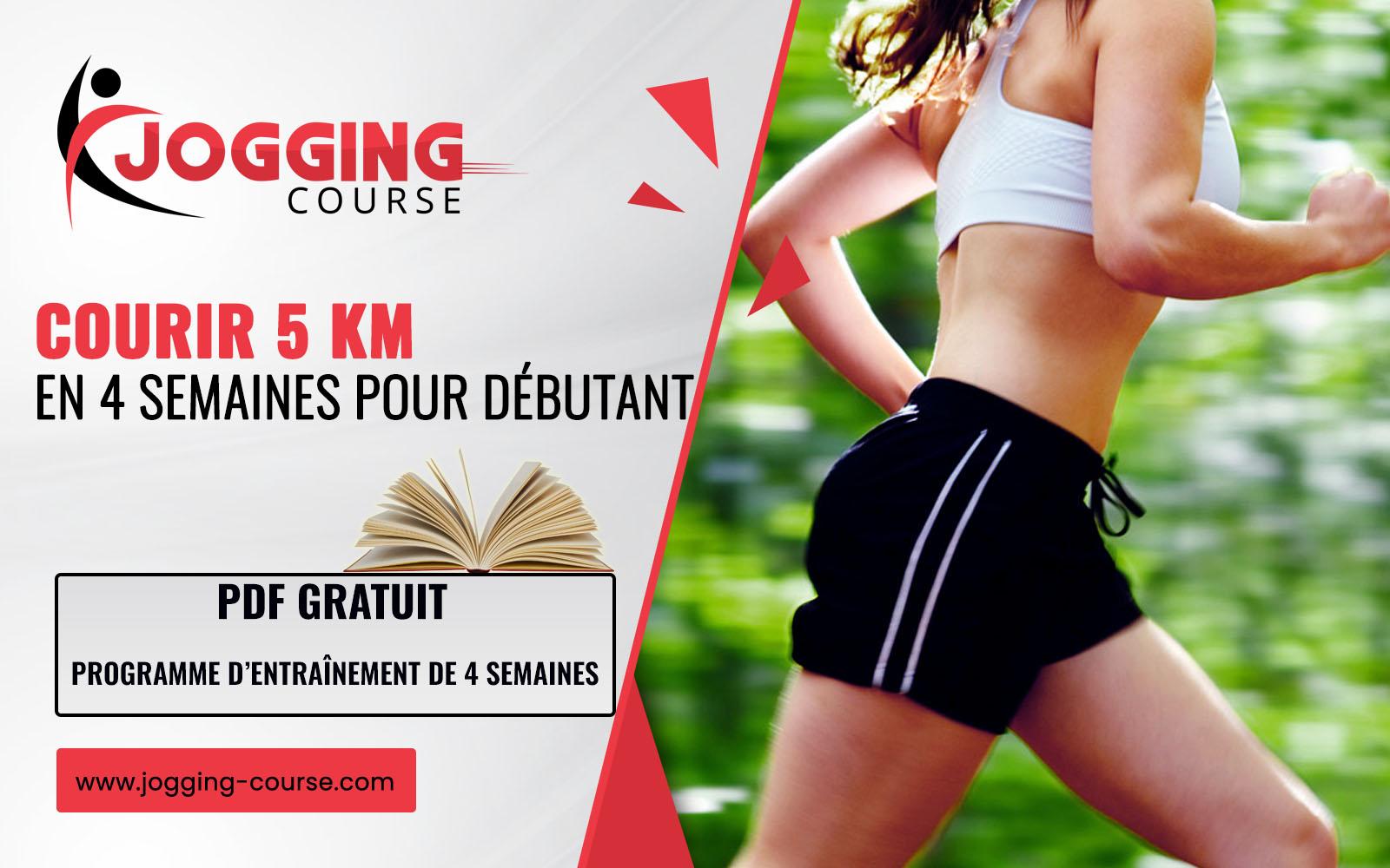 Comment courir 5 km en 4 semaines ?