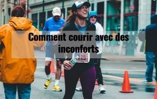 Comment courir avec des inconforts 3