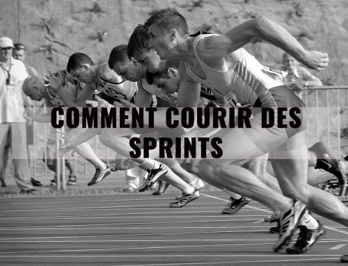 Comment courir des sprints