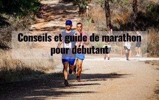 Conseils et guide de marathon pour débutant 3