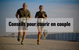 Conseils pour courir en couple 1