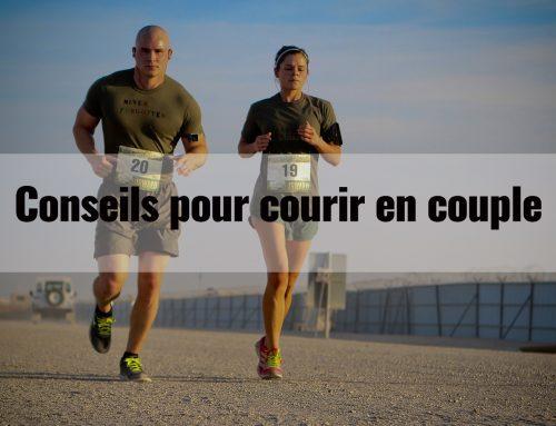 Conseils pour courir en couple