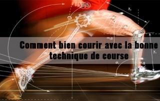 Conseils pour la bonne technique de course 2