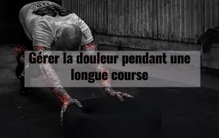 6 Conseils pour gérer la douleur pendant une longue course 4
