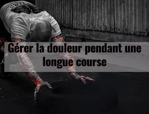 6 Conseils pour gérer la douleur pendant une longue course