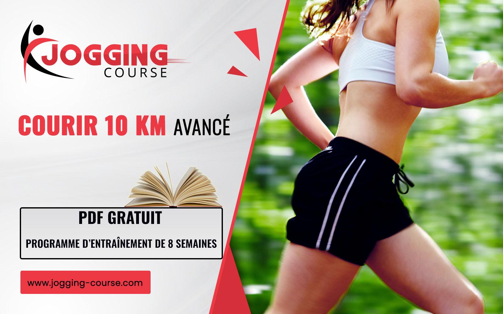Programme 10 km : Avancé