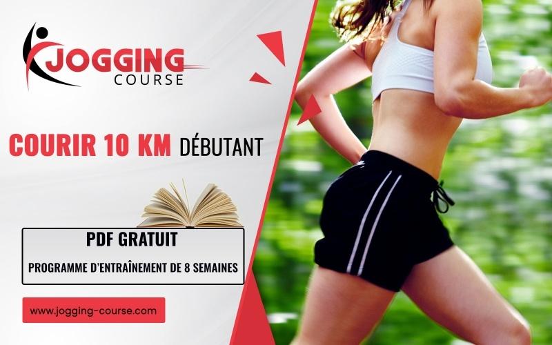 programme de course à pied jogging-course