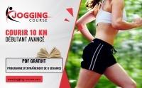 programme d'entraînement 10 km course à pied coureurs débutant avancé Jogging-Course