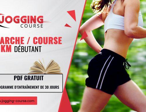 Programme 5 km marche/course