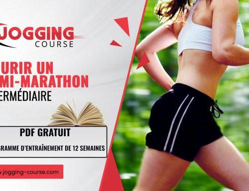 Programme demi-marathon (21.1 km) : Avancé