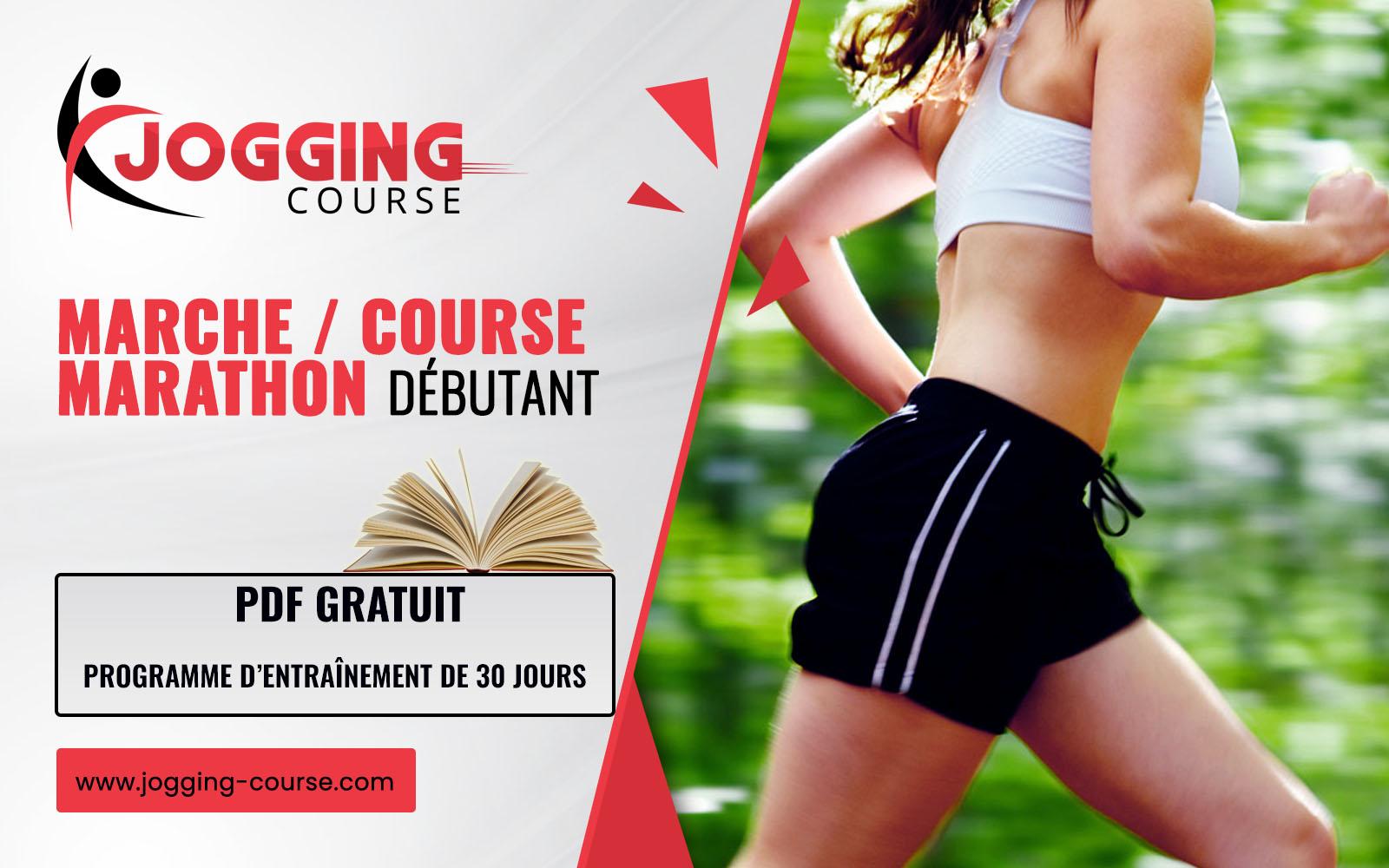 Programme marathon marche/course