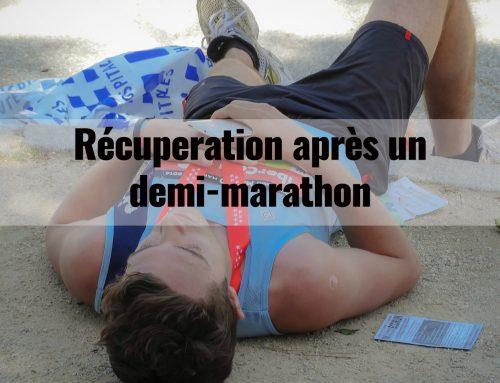 Récupération après un demi-marathon