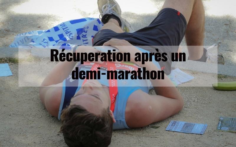 Récupération après un demi-marathon 1
