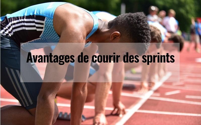 Avantages de courir des sprints 1