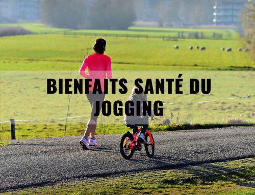 Bienfaits santé du jogging