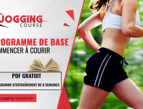 Commencer à courir avec un programme de 8 semaines