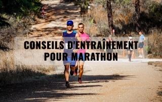 Conseils d'entraînement pour marathon 3