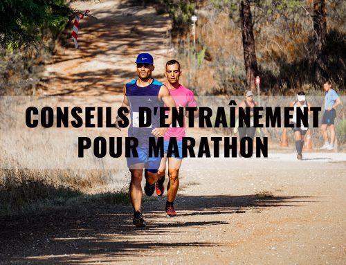 Conseils d'entraînement pour marathon