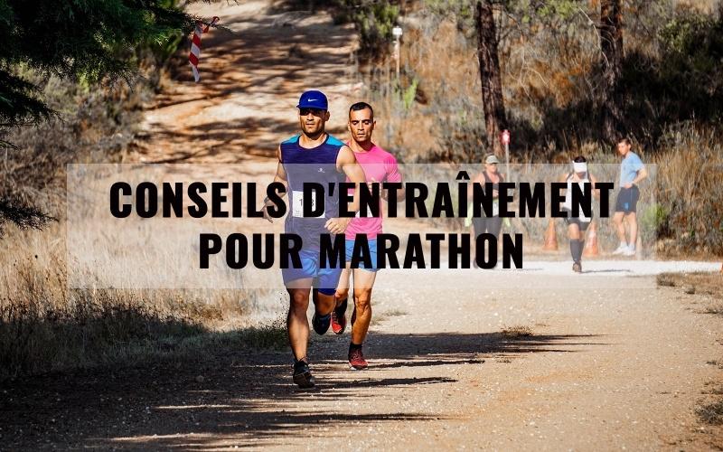 Conseils d'entraînement pour marathon 1