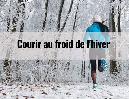 Courir au froid de l'hiver