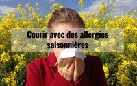 Courir avec des allergies saisonnières 3