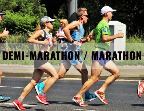 Demi-marathon / Marathon