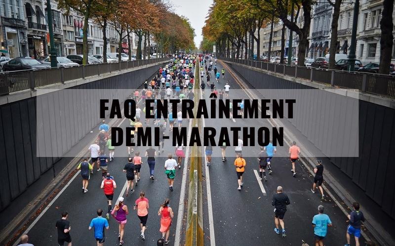 FAQ entraînement demi-marathon 1