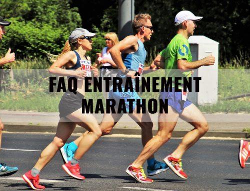 FAQ entraînement marathon