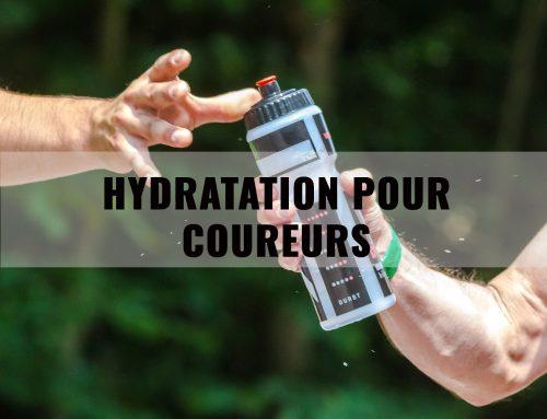 Hydratation pour coureurs