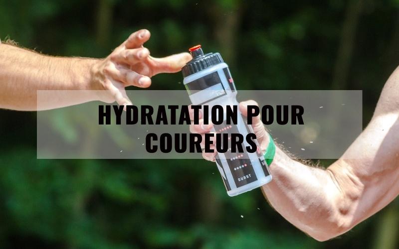 Hydratation pour coureurs 1