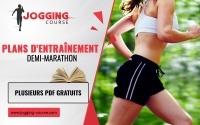 Plans d'entraînement demi-marathon 2