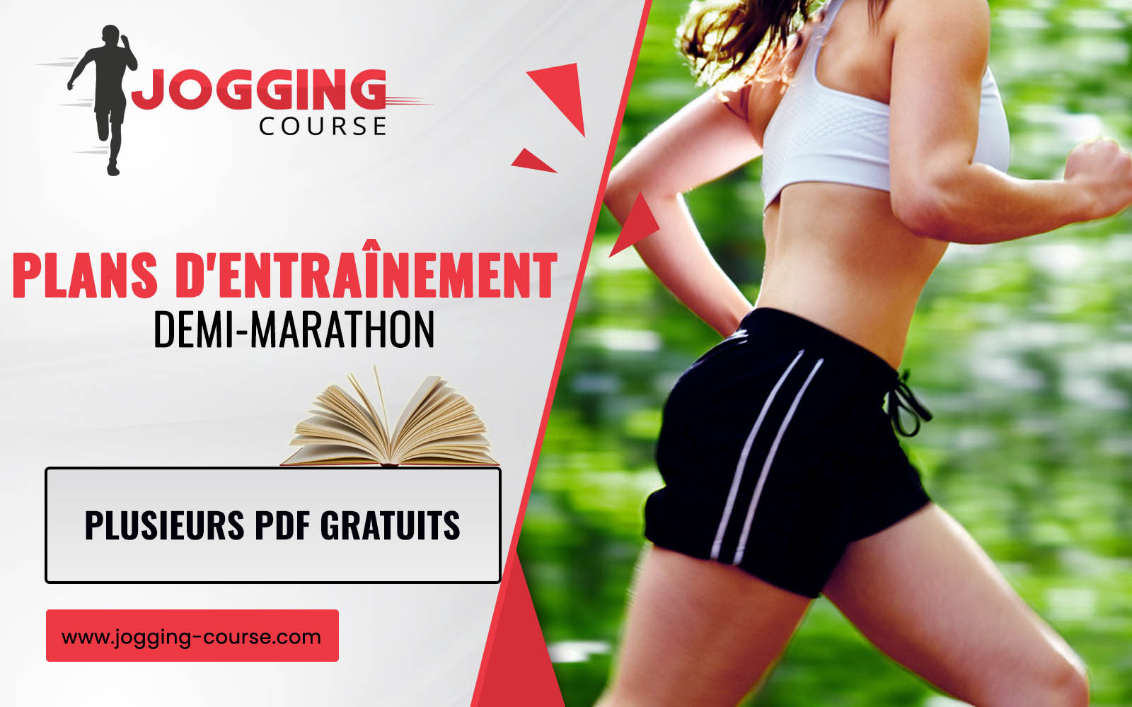 Plans d'entraînement demi-marathon