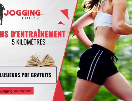 Plans d'entraînement 5 kilomètres