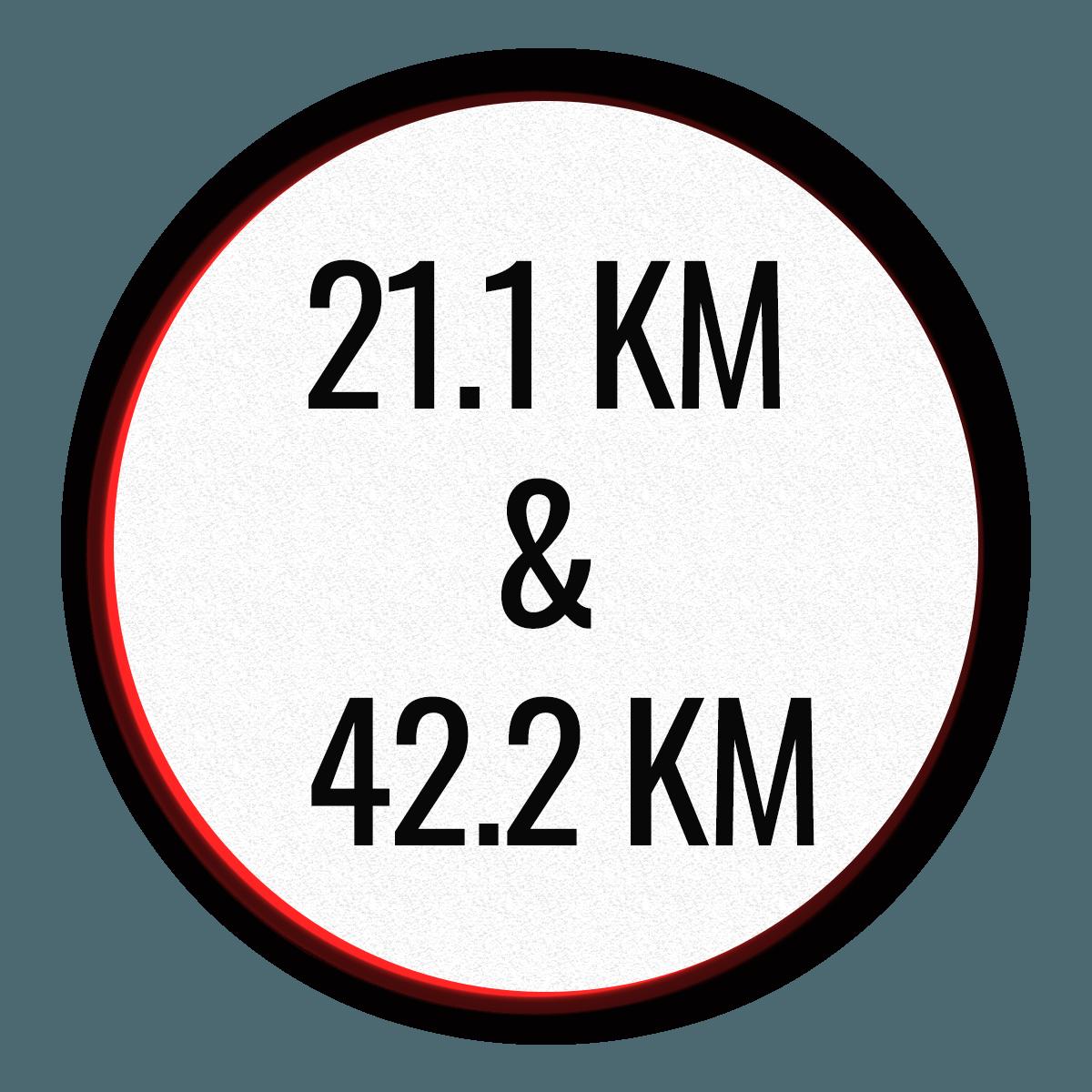Demi-marathon & Marathon Jogging-Course