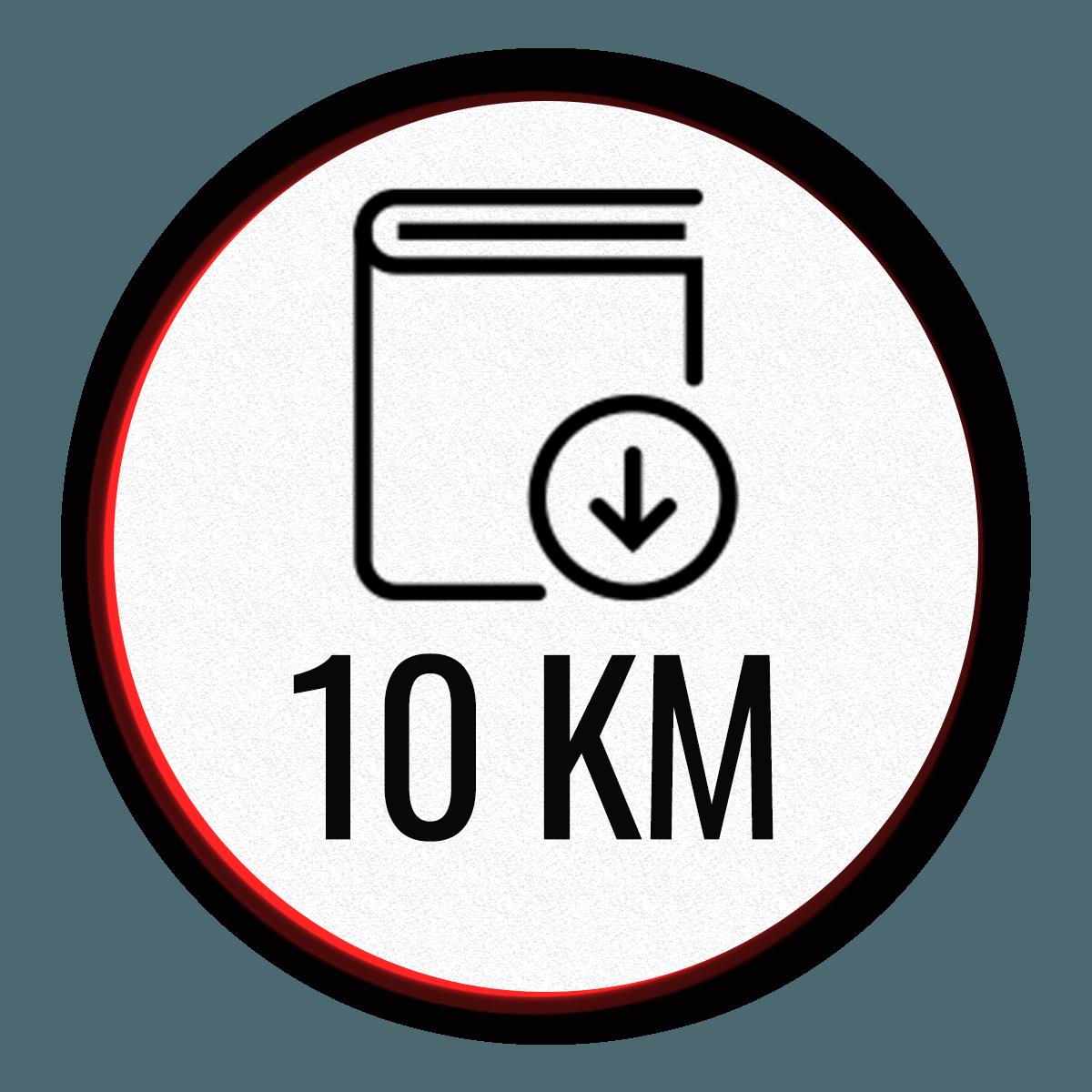 Programmes 10 km Jogging-Course