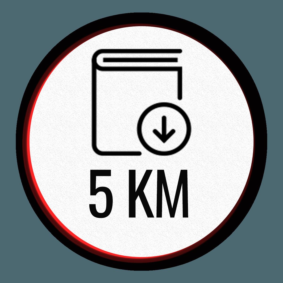 Programmes 5 km - Jogging-Course