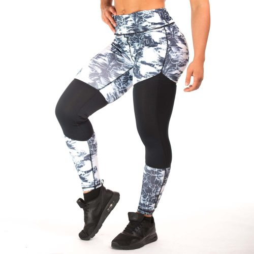 LEGGINGS MARBRÉ | JOGGING-COURSE