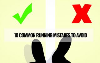 10 common running mistakes to avoid