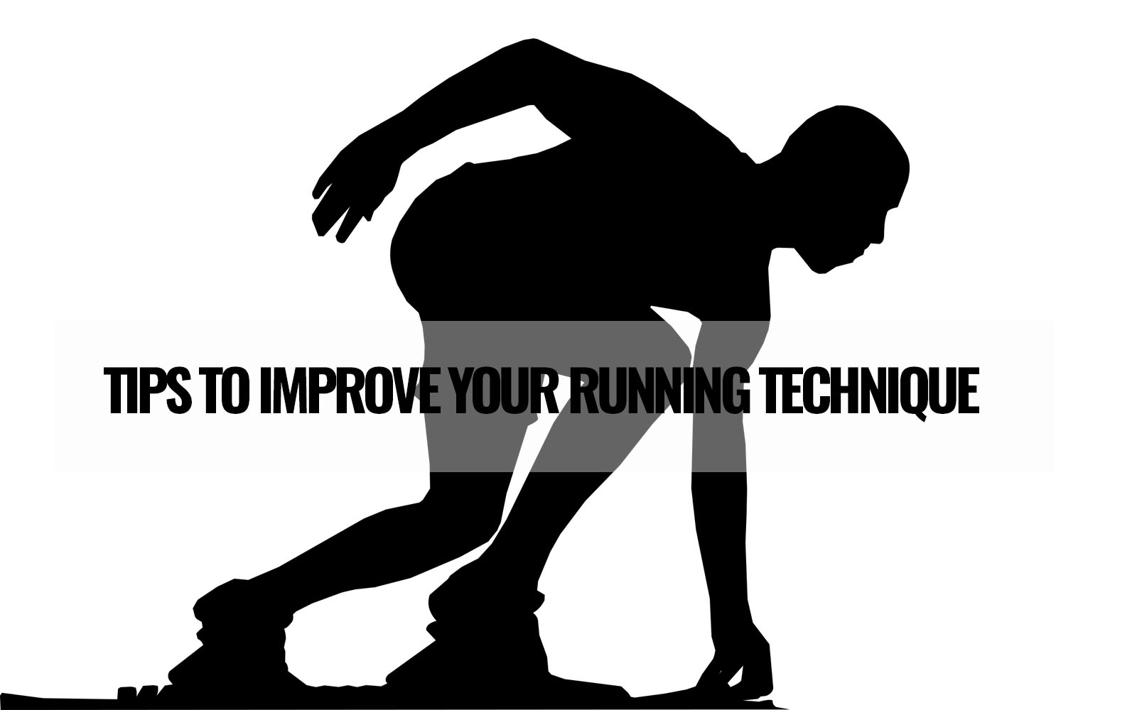 Tips to improve your running technique